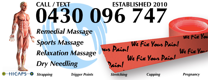 TH Massage Ipswich - Remedial, sports & relaxation massage - 4/303 Brisbane St, West Ipswich - Book now 0430 096 747